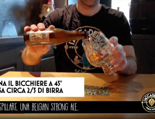Belgian Strong Ale: come spillarla correttamente.